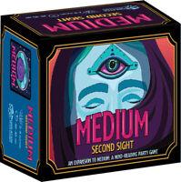 GTGMEDM-SITE Greater Than Games - Medium: Second Sight