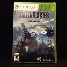 Falling Skies: The Game (Microsoft Xbox 360, 2014) BRAND NEW