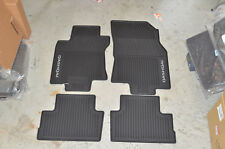 OEM NEW 17-19 Nissan Rogue Sport BLACK Rubber Cargo Tray Liner Mat T99C3-6MA1A