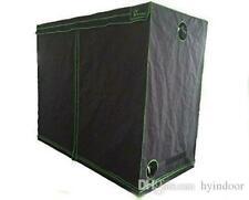 Indoor Portable Grow Tent Box Silver Mylar Hydroponics Green Room 240x120x200cm