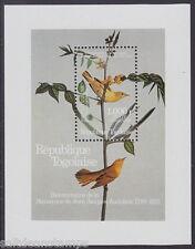 TOGO - 1985 Birth Bicentenary of John J. Audubon MS - UM / MNH