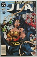 JLA 1997 series # 18 fine comic book