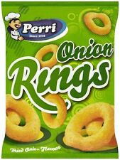 24 X 50g Onion Rings Perri
