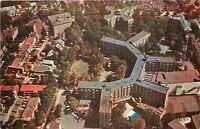 Washington DC~Aerial View~Sheraton Park Hotel and Motor Inn~Radio Tower~1950s