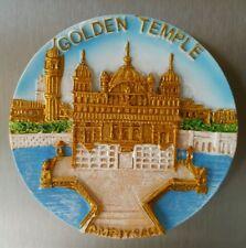 Golden Temple FRIDGE MAGNET SOUVENIR Coleccionables lugar sagrado indio Refrigerador