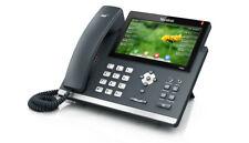 YEALINK T48G IP PHONE - USED, NO POWER PACK