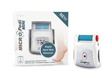 NEW Emjoi Micro-Pedi Nano Foot Buffer Callus remover- powerful battery operated