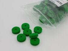 Vorderdruckscheiben grün 20 x 6 mm Filzscheiben Klavier Flügel