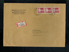 Ger-1353*Germany* 1984 Commercial Registered Cover