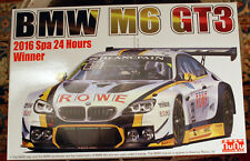 2016 BMW M 6 GT 3 Spa 24 Hours Winner 1:24 NuNu Platz 24001