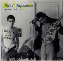 Half Japanese • Greatest Hits • 3 LP Set (gatefold) • Orig. 1995 Ltd. #'rd. PUNK