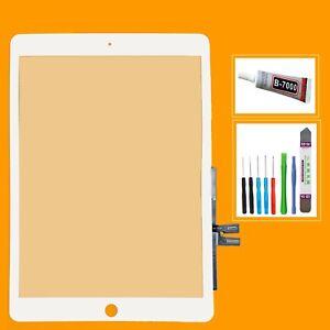iPad 7 2019 10.2 Digitizer Displayglas Touch Touchscreen Scheibe weiss white
