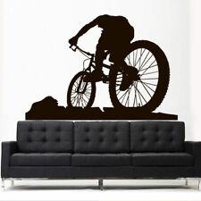 Wall Vinyl Sticker Decal Sport Mountain Cycle BMX Bike Bicycle (Z3112)