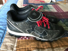 UNDER ARMOR  Men's SOCCER Baseball SPORT Shoes SIZE US 10