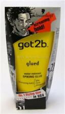 ** SCHWARZKOPF GOT2B GLUED SPIKING GLUE 150ml ** NEW GEL SCREAMING HOLD
