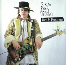 Stevie Ray Vaughan ‎– Live In Montreux - CD The Swingin' Pig