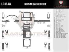 Fits Nissan Pathfinder 2005-2007 With Digital AC Large Wood Dash Trim Kit
