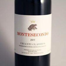 6 BT. CHIANTI CLASSICO DOCG 2013 MONTESECONDO
