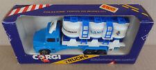 Corgi Toys Trucks - KIKO BRAZIL - Scania silo truck - SANO - Brazilian MIB