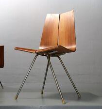 Hans Bellmann, Stuhl GA für Horgen Glarus 1955 Teak Vintage Chair Switzerland 2.
