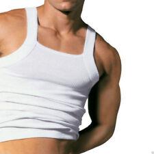 Camisetas de hombre en color principal blanco talla XL