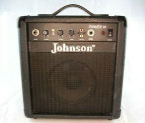 Johnson Power 10 Guitar Amplifier Electric Guitar Amplifier 10 Watt Practice Amp