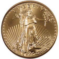 2001 $25 American Gold Eagle 1/2 oz Brilliant Uncirculated