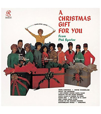Phil Spector Christmas Album LP Soul Holiday Vinyl - Motown The Ronettes Record