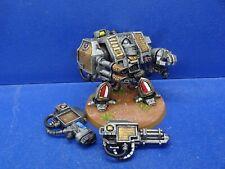 Venerable Cybot / Dreadnought der Grey Knights GUT BEMALT