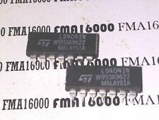 5X  LS404-IN  DIP 14 (Lot de 5Pcs)   PERFORM QUAD OP AMP LM324 LM348 LF347 TL074