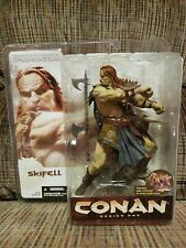 2004 CONAN SERIES ONE - SKIFELL MCFARLANE ACTION FIGURE NEW VERY DETAILED