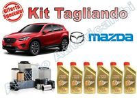 KIT TAGLIANDO MAZDA CX-5 2.2 D 110KW 150CV DAL 04/2012