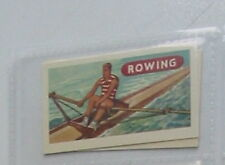 #15 rowing - Sport card