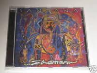 Santana / Shaman (Arista 74321 959 382) CD Album Neuf