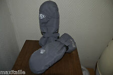 MOUFLE MOUFLES GAMET SKI SNOWBOARDS   NEUF TAILLE S/7 GLOVE GANT POLAIRE