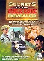 Secrets of the Bible Code Revealed Vol. 1-2 (DVD 1999, 2-Disc Set)