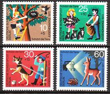 Berlin 1972 Mi. Nr. 418-421 Postfrisch LUXUS!!!