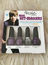 Nicole By Opi Nail Polish The One Less Lonely Girl Justin Bieber Collection New