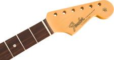 Fender USA American Original '60s Strat Neck, Gloss Nitrocellulose, Rosewood