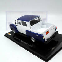 IXO 1:43 Chevrolet Alvorada 1962 Diecast Toys Cars Models Collection Gift