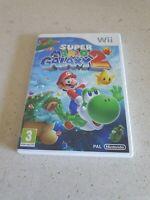 Super Mario Galaxy 2 Nintendo Wii PAL