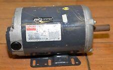 Dayton model Zz267 electric motor 3 phase 3450 rpm .875 shaft 230/460v machine