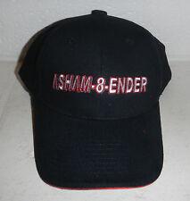 NEW Asham 8-ender Open World Curling Tour Logo Baseball Hat Cap