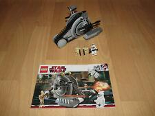 LEGO Star Wars 7748, Corporate Alliance Tank Droid, aus Sammlung, Konvolut
