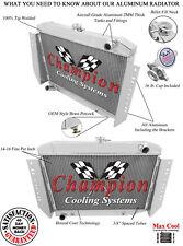 Champion 3 Row Aluminum Radiator for 1972 - 1979 Jeep Wagoneer V8 Engine