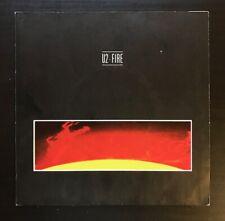 "U2 -  FIRE / J. SWALLO 45 - NM/EX 7"" VINYL CBS 1376X BONO PICTURE SLEEVE IRELAND"