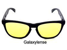 Galaxy Lentes De Repuesto Para Oakley Frogskins gafas de Sol Amarillo