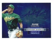 ADDISON RUSSELL 2012 BOWMAN STERLING PROSPECT AUTO AUTOGRAPH CUBS