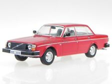 Volvo 244 1978 red diecast model car 10016 Triple9 1/43