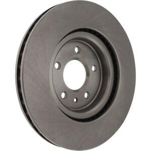 Frt Disc Brake Rotor Centric Parts 121.61102
